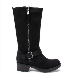 White Mountain Blackbird tall boots